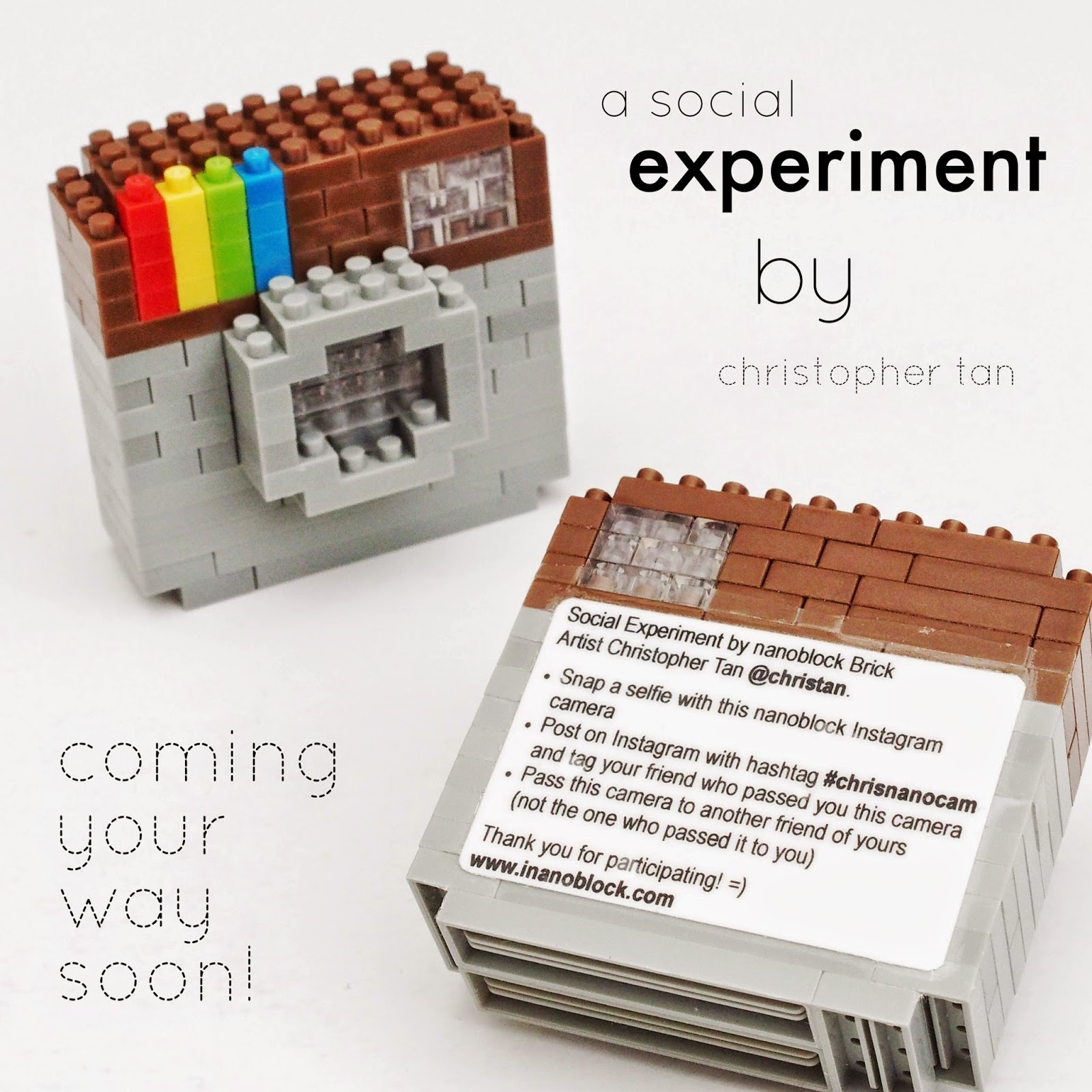 Christopher Tan camera nanoblock