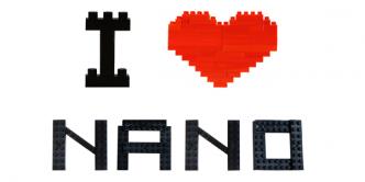 i love nanoblock