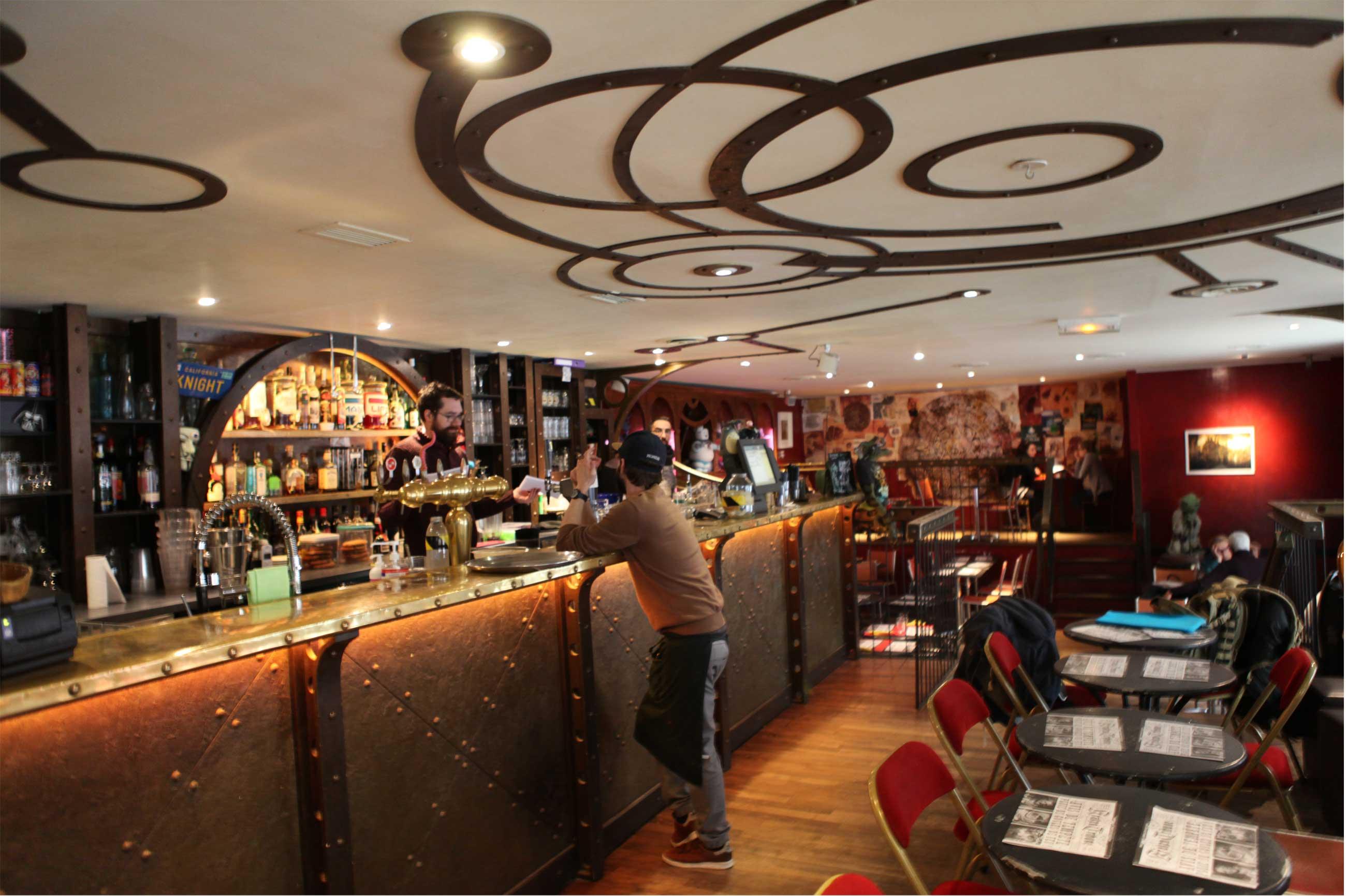 rez-de-chaussée Dernier Bar Avant la Fin du Monde