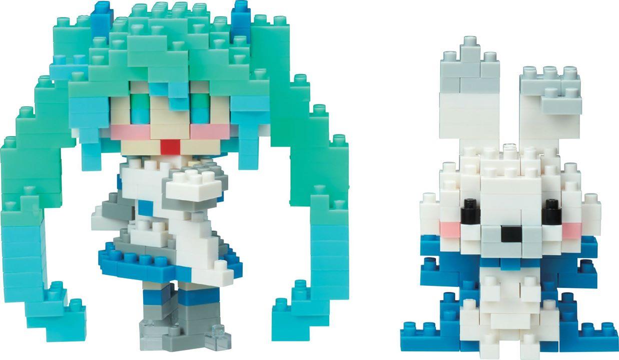 Snow Hatsune Miku et Yukine